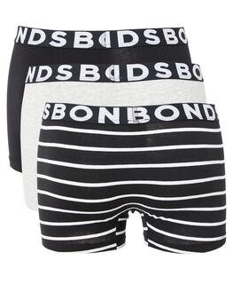 MUL MENS CLOTHING BONDS SOCKS + UNDERWEAR - MXFN3A01K
