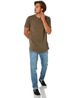 KHAKI MENS CLOTHING SILENT THEORY TEES - 40X0018KHAK