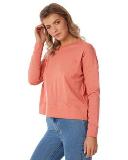 PERSIAN PINK WOMENS CLOTHING C&M CAMILLA AND MARC JUMPERS - RCMT6725PER