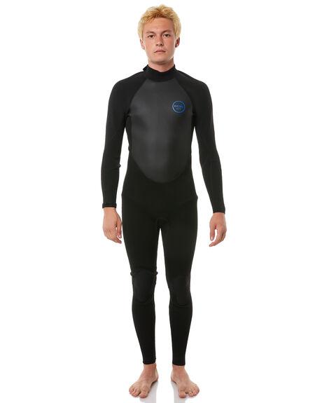 BLACK BOARDSPORTS SURF XCEL MENS - MX32GCS8BLK