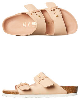 POWDER WOMENS FOOTWEAR BIRKENSTOCK FASHION SANDALS - 653123POW