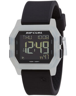 SILVER MENS ACCESSORIES RIP CURL WATCHES - A27010544