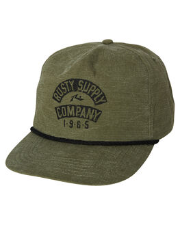 ARMY MENS ACCESSORIES RUSTY HEADWEAR - HCM0939ARM