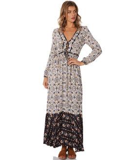INDIGO WOMENS CLOTHING TIGERLILY DRESSES - T385439IND