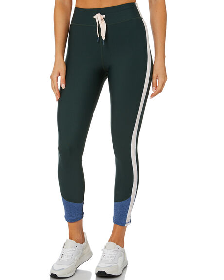 GREEN WOMENS CLOTHING THE UPSIDE ACTIVEWEAR - USW121060GRN