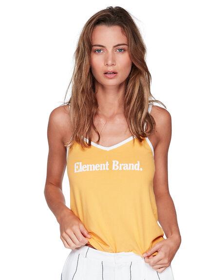 BEESWAX WOMENS CLOTHING ELEMENT SINGLETS - EL-294272-BZW