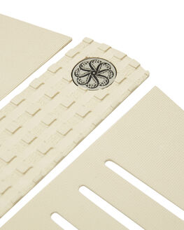 CREAM BOARDSPORTS SURF OCTOPUS TAILPADS - OCTO-DION-CREAM