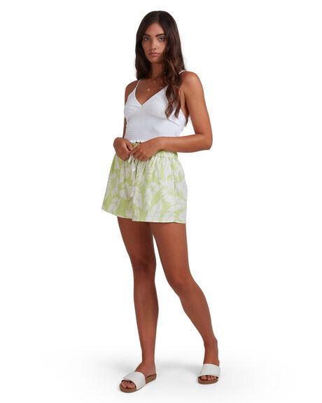 SALT CRYSTAL WOMENS CLOTHING BILLABONG FASHION TOPS - BB-6517181-SCY