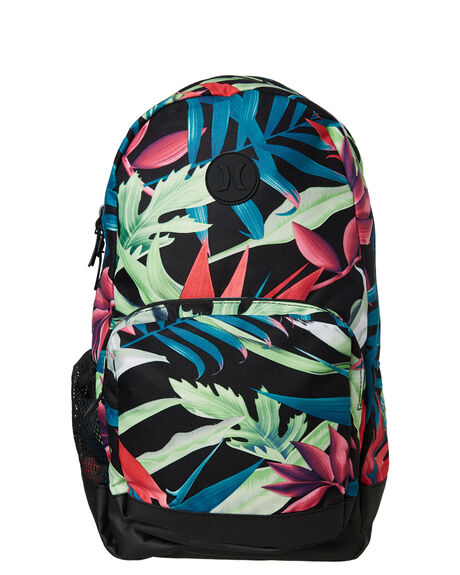BLACK WOMENS ACCESSORIES HURLEY BAGS + BACKPACKS - HU0041-010