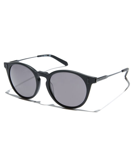 BLACK SMOKE MENS ACCESSORIES DRAGON SUNGLASSES - 34235-002BLKSM