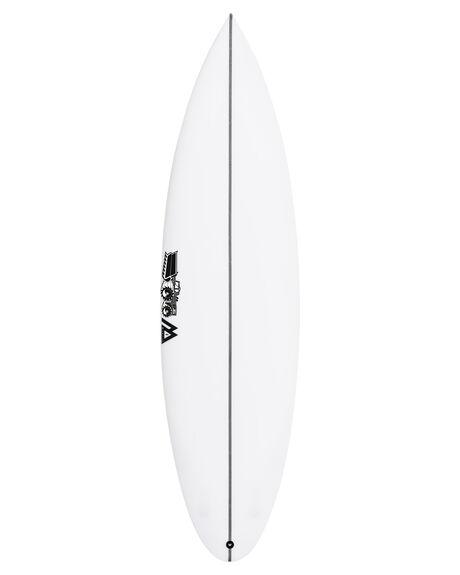 CLEAR BOARDSPORTS SURF JS INDUSTRIES SURFBOARDS - JPM8RACLR