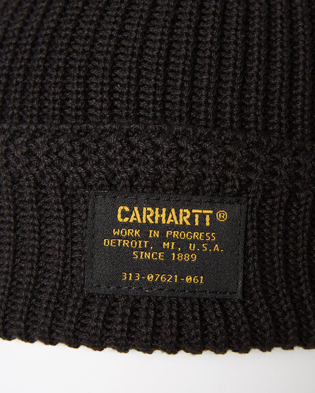 SOOT MENS ACCESSORIES CARHARTT HEADWEAR - I023684-2600