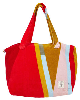 HAVANA RED WOMENS ACCESSORIES BILLABONG BAGS + BACKPACKS - 6682130ARED