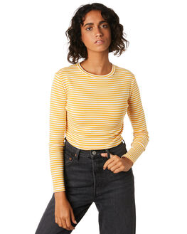 OCHRE WOMENS CLOTHING COOLS CLUB TEES - 123-CW2OCH