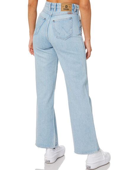 DELIRIUM WOMENS CLOTHING WRANGLER JEANS - W-951992-K23