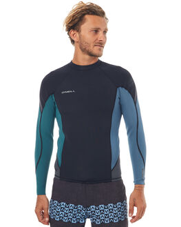 BLACK REEF BLUE SURF WETSUITS O'NEILL VESTS - 4640WB8X