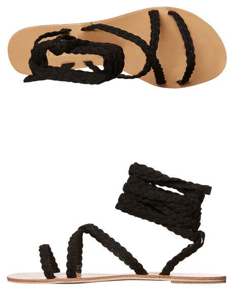BLACK WOMENS FOOTWEAR BILLINI FASHION SANDALS - S456BLK