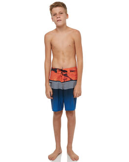 NAVY BLAZER KIDS BOYS QUIKSILVER BOARDSHORTS - EQBBS03233BYJ6