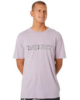 PURPLE MENS CLOTHING INSIGHT TEES - 5000001873PURPL