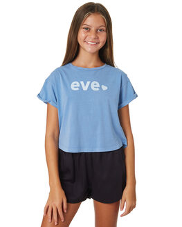 BLUE KIDS GIRLS EVES SISTER TOPS - 9520049BLU