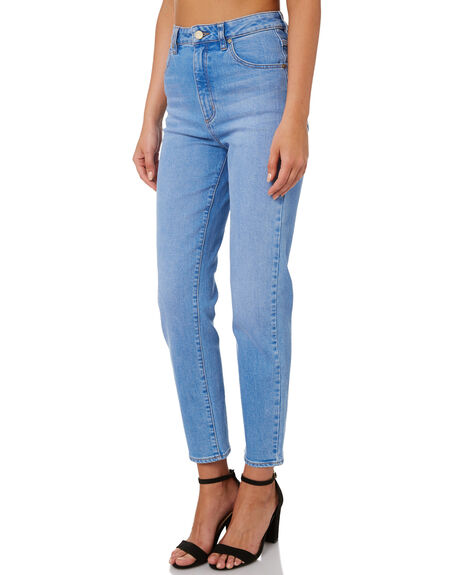 GEORGIA WOMENS CLOTHING A.BRAND JEANS - 708432730