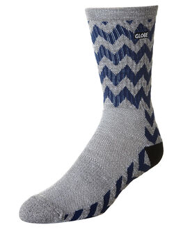 MARLE ZIG MENS ACCESSORIES GLOBE SOCKS + UNDERWEAR - GB71629013MRZIG