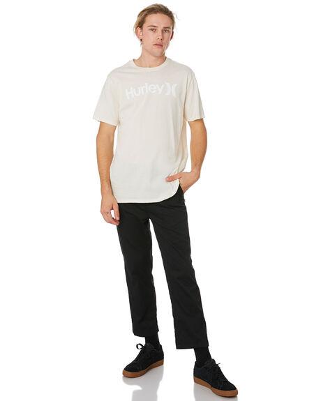 PALE IVORY MENS CLOTHING HURLEY TEES - AH7935109
