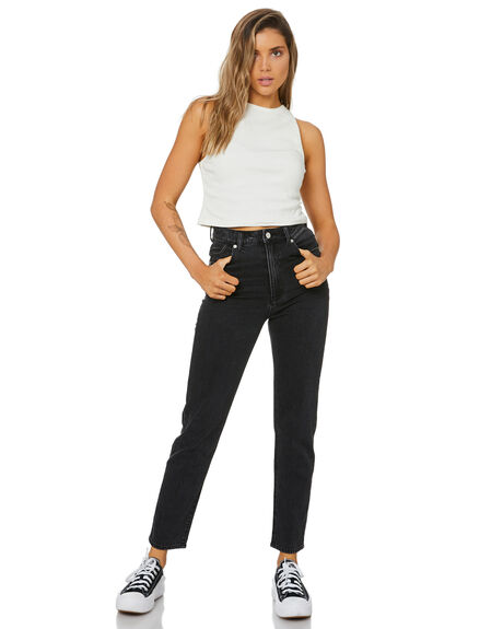 COMFORT SHADOW WOMENS CLOTHING ROLLAS JEANS - 13940-4332