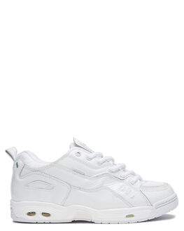 PATENT WHITE WOMENS FOOTWEAR GLOBE SNEAKERS - SSGBCTIVCPATWHW