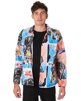 BASQUIAT MENS CLOTHING HERSCHEL SUPPLY CO JACKETS - 15002-00445BASQ