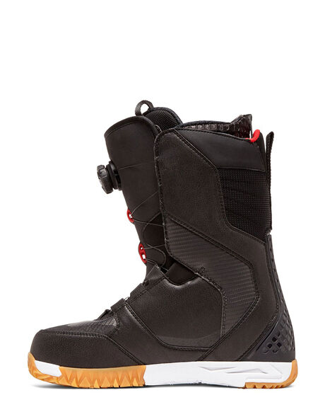 BLACK BOARDSPORTS SNOW DC SHOES BOOTS + FOOTWEAR - ADYO100038-BL0