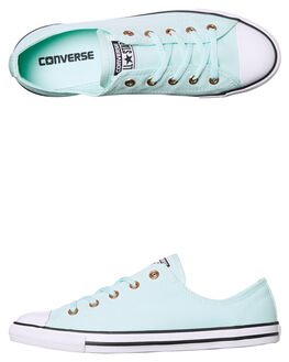 MINT FOAM WOMENS FOOTWEAR CONVERSE SNEAKERS - 557968MINT