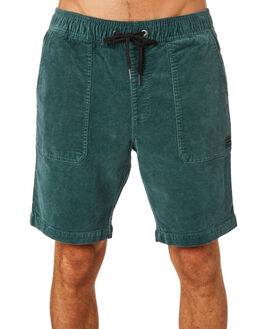 FOREST GREEN MENS CLOTHING BILLABONG SHORTS - 9571732FOR