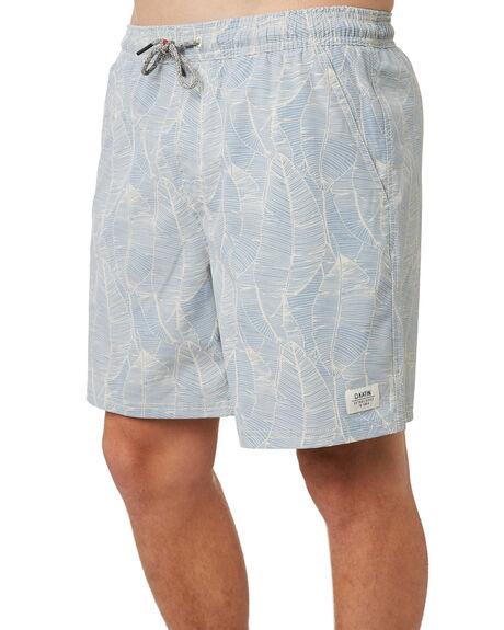 BLUE MENS CLOTHING KATIN BOARDSHORTS - TROVESS00BLU