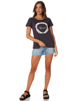 NINE IRON WOMENS CLOTHING RIP CURL TEES - GTECP24285