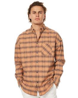 CITRINE MENS CLOTHING ZANEROBE SHIRTS - 316-RISECIT