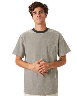 CREAM MENS CLOTHING RHYTHM TEES - JAN20M-CT06-CRE