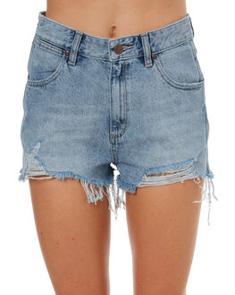 HIGHWAY RUIN WOMENS CLOTHING WRANGLER SHORTS - W-950947-EA8HWR