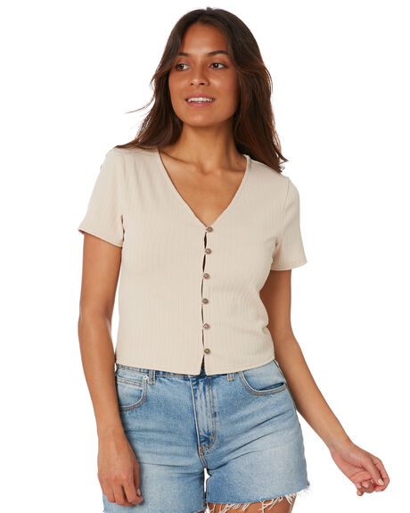 SABLE WOMENS CLOTHING RUSTY FASHION TOPS - FSL0566SAB