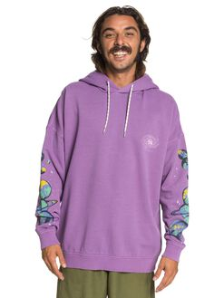 CRUSHED GRAPE MENS CLOTHING QUIKSILVER JUMPERS - EQYFT04101-PNH0