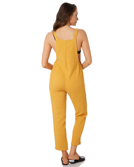 SUNDREAM WOMENS CLOTHING RHYTHM PLAYSUITS + OVERALLS - OCT19W-JS03-SUN