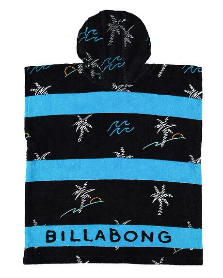 BLACK KIDS TODDLER BOYS BILLABONG TOWELS - BB-7692701-BLK