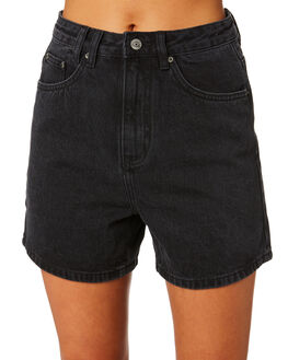 UNDERCOVER BLACK WOMENS CLOTHING INSIGHT SHORTS - 1000082854BLK