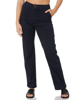BLUE NIGHTS WOMENS CLOTHING RUSTY PANTS - PAL1176BNI