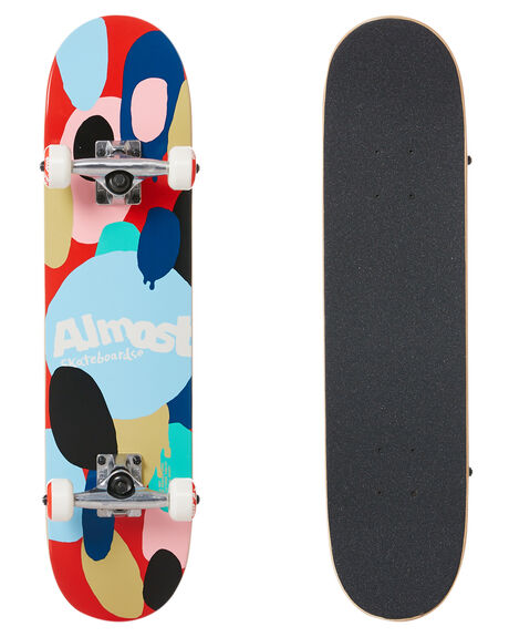 RED BOARDSPORTS SKATE ALMOST COMPLETES - 10523194YRED