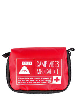 RED ACCESSORIES CAMPING GEAR POLER  - 43690001RED