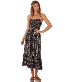 INDIGO WOMENS CLOTHING TIGERLILY DRESSES - T385440IND