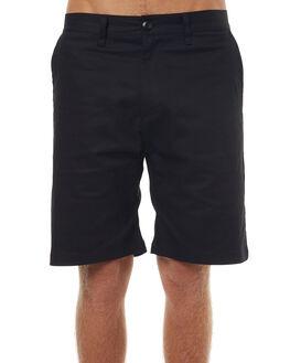 BLACK MENS CLOTHING NIKE SHORTS - 860142010