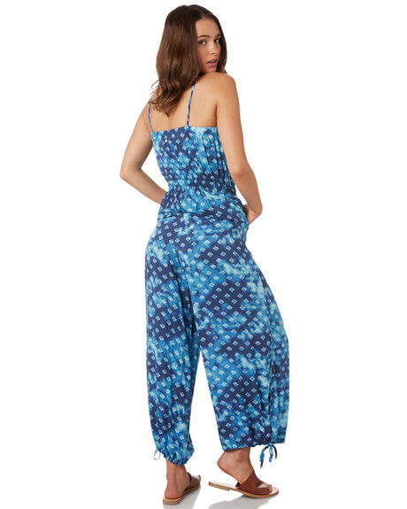 BLUE SAPPHIRE WOMENS CLOTHING RUSTY PLAYSUITS + OVERALLS - MCL0301BPH