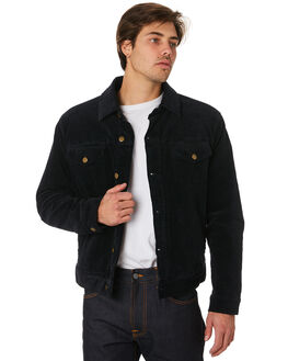 MIDNIGHT MENS CLOTHING RHYTHM JACKETS - JAN19M-JK02-MID